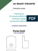 10 Porte Outil Ex10