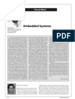 Embedded Systems Trends War