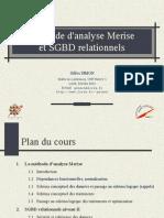 Méthode d'analyse Merise SGBDR
