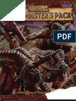 Warhammer Fantasy Roleplay 2ed - Game Master's Pack
