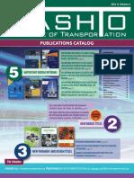 Catalog Aashto 2012