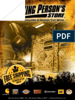 Working Persons Store Catalog 2011 Fall