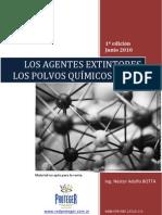 23 Los Agentes Extintores Los PQS 1a Edicion Junio2010