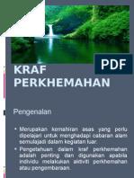 Kraf Perkhemahan