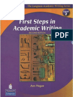 First Steps in Academic Writing 2nd Edition