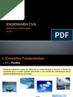 AULAS DE HIDRÁULICA - COMPLETO