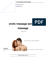 Erotic Massage Sensual Massage,30