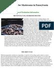 Crop File for Mushrooms in Pennsylvania