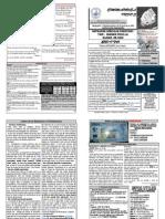 EMMANUEL Infos (Numéro 62 du 10 MARS 2013)