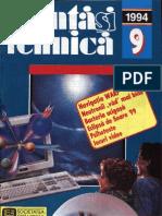 Stiinta Si Tehnica [1994] Nr.09