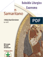 Subsidio Liturgico Cuaresma