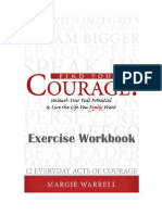 Find Your Courage Work Book