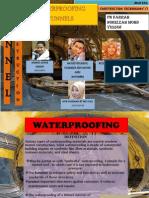 Waterproofing Tunnels