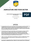 Agriculture Export promotion council