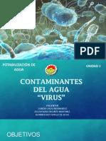 Virus en El Agua