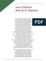 Filaleteo - La Medula de La Alquimia
