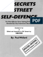 Wellard, Paul - The Secrets of Street Self-Defence