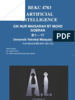 1 Sesi 1011 TOPIC 1 - Overview of AI