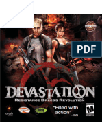 Devastation - Manual
