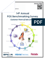 BRP 14th Annual POS Benchmarking Survey