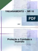 12 - Proteção e Combate a Incêndio - 4h.ppt