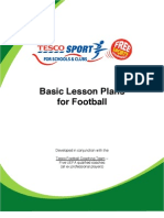 Basic Football Coaching