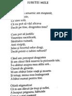 Poezia Iubitei Mele