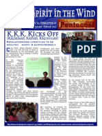 Spirit in the Wind - Jan - Feb 2013 - Our Lady of Pentecost Parish Official Newsletter