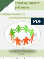 Training Schema Therapy di Gruppo - Joan Farrell & Ida Shaw (brochure)