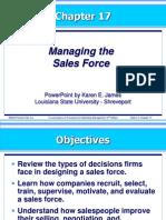 Managing Sales Force . Kotler17exs.dn