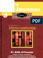 A Summary of Islamic Jurisprudence Vol 1
