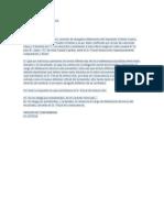 Modelo de Renuncia de Patrocinio Penal