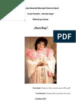 Maria Biesu