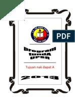 Program (TundaA) Kem UPSR 2013