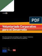 Voluntariado Corporativo para el Desarrollo
