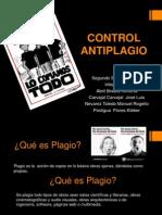 Control Antiplagio