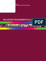 Relazione Programmatic A Al Bilancio 2008 Res