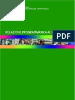 Relazione Prevision Ale Al Bilancio 2009
