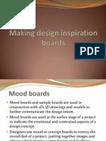 Making Mood Boards