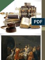 Introduccion a La Argumentacion Juridica Djn.