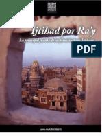 Ijtihad por Ra'y