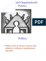 Power and Organizational Politics