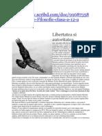 Liberatea Politica