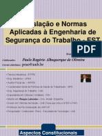 1_LEGISLACAO SAUDE DO TRABALHADOR_EST_UNIP_PAULO ROGERIO_MARÇO 20120404