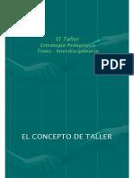 Principios Teoricos Del Taller