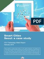 Smart Cities - Seoul