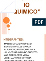 Equilibrio Quimico Power Point