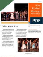 ISM Newsletter 2013-1