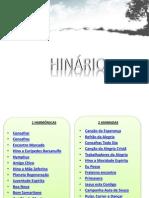 Slides das Músicas Concafras 2011