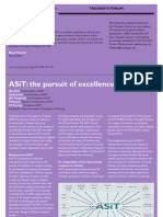 ASiT - Excellence in Surgical Training - RCSEng Bulletin